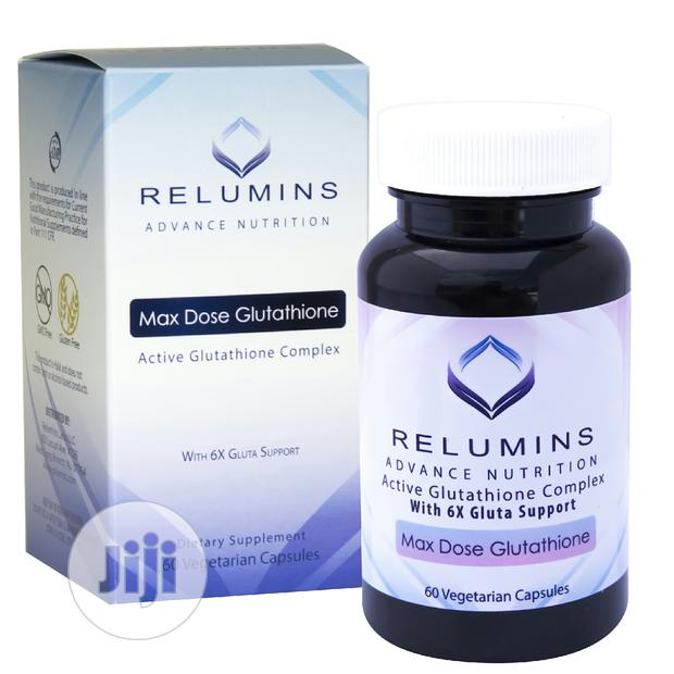 Effective Gluthathione Capsule With 6 Times Gluthathione Support