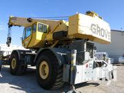 60ton Grove Crane With LMI Systems 2016   Heavy Equipments for sale in Lagos State, Surulere