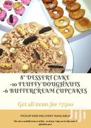Order For Your Fluffy Cake With Donut And Cup Cake | Meals & Drinks for sale in Lagos State