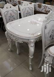 Brand New 6 Seater Turkey Royal Home Dining Table   Furniture for sale in Lagos State, Victoria Island
