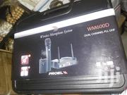 Proel UHF Wireless Microphone | Audio & Music Equipment for sale in Lagos State, Ojo