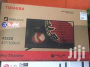 "TOSHIBA 43"" Led Tv 