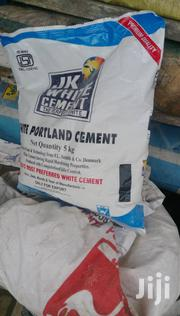 5kg Of Jk White Cement For Tiles Fillings | Building Materials for sale in Lagos State, Orile