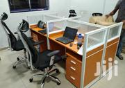 Quality 4in1 Office Workstation Table | Furniture for sale in Abuja (FCT) State, Garki I
