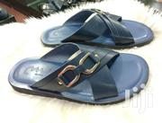 Blue Italian Brands Pam Slippers for Men of Class and Quality | Shoes for sale in Lagos State, Lagos Island