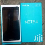 Infinix Note 4 Pro 32 GB Blue | Mobile Phones for sale in Lagos State, Ojota