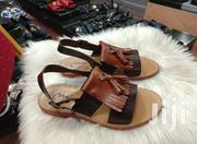 Brown Findesign Italian Brands Sandals for Men of Class Quality | Shoes for sale in Lagos State, Lagos Island