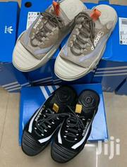Adidas New Quality Design Slippers | Shoes for sale in Lagos State, Lagos Island