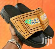 Original Latest Fashionable Designs Quality Gucci Slippers | Shoes for sale in Lagos State, Lagos Island