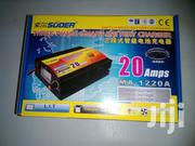 20amps Car And Inverter Battery Charger | Electrical Equipment for sale in Delta State, Warri