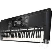 Yamaha 61-Key Arranger Digital Keyboard With Adapter PSR-S775 | Musical Instruments & Gear for sale in Lagos State, Lagos Mainland