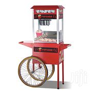 Pop Corn Machine With Cart | Restaurant & Catering Equipment for sale in Osun State, Osogbo