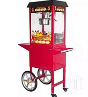 Industrail Popcorn Machine With Cart/Trolley | Restaurant & Catering Equipment for sale in Delta State, Warri South-West