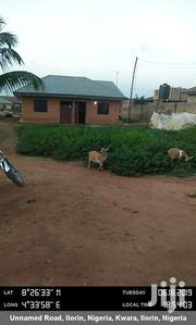 A Twins Room And Parlour Self Contain On A Full Plot Of Land | Houses & Apartments For Sale for sale in Kwara State, Ilorin West