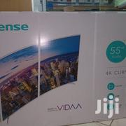 55 Inch Hisense LED 4K SMART Tv | TV & DVD Equipment for sale in Abuja (FCT) State, Wuse