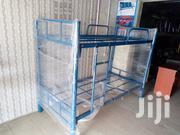 Metal Bunk Bed Dimension: (2.5x6ft) and (6x3ft) Available | Furniture for sale in Lagos State, Lekki Phase 1