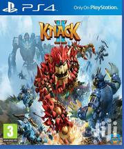 PS4 Knack 2 | Video Games for sale in Lagos State, Lagos Mainland
