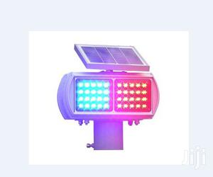 Solar Double Sides Flash Warning Light BY HIPHEN