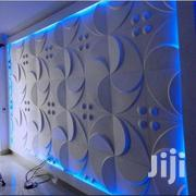 3d Wall Panel in Gypsum Frame With Lighting | Home Accessories for sale in Abuja (FCT) State, Wuse