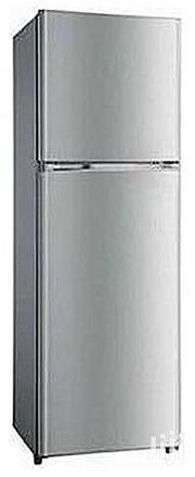 Hisense Double Door Fridge With Defrost Function ~270L | Kitchen Appliances for sale in Lagos State, Ojo