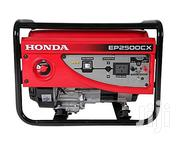 Honda 2.2kva EP2500 Manual Generator - Red | Electrical Equipment for sale in Kwara State, Ilorin West