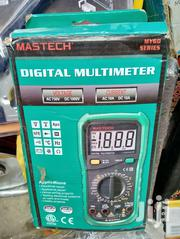 Digital Multimeter Mastech | Measuring & Layout Tools for sale in Lagos State, Lagos Island