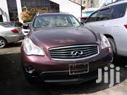 Infiniti EX 2011 Red | Cars for sale in Lagos State, Lagos Mainland
