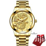 Fngeen Luxury Water Resistance Quartz Watch   Watches for sale in Lagos State, Lagos Mainland