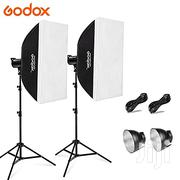 Godox DE-300 Strobe Light With Soft Box | Accessories & Supplies for Electronics for sale in Abuja (FCT) State, Central Business District