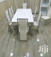 Quality 6 Seaters Marble Dining Table   Furniture for sale in Lagos State, Lekki Phase 2