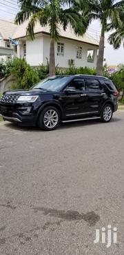 Ford Explorer 2017 Black | Cars for sale in Abuja (FCT) State, Gwarinpa