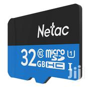 32gb Netac Micro SD Card | Accessories for Mobile Phones & Tablets for sale in Delta State, Uvwie