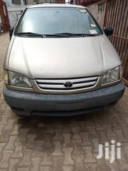Toyota Sienna 2001 Silver | Cars for sale in Lagos State, Oshodi-Isolo