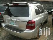 Toyota Highlander 2005 Silver | Cars for sale in Lagos State, Oshodi-Isolo