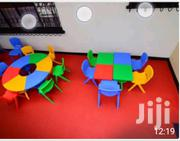 Quality Children Set Square Table And Chair | Children's Furniture for sale in Lagos State, Ikeja