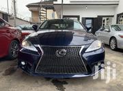 Lexus IS 2010 250 Automatic Blue | Cars for sale in Lagos State, Ikeja