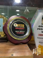 Award Plaque With Print | Arts & Crafts for sale in Lagos State, Victoria Island