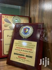 Award Plaque With Print | Arts & Crafts for sale in Lagos State, Surulere