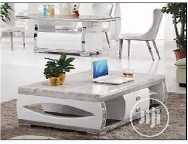 Durable Classic Marble Center Table