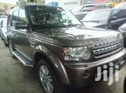 Land Rover LR4 2012 HSE Brown | Cars for sale in Lagos State, Apapa