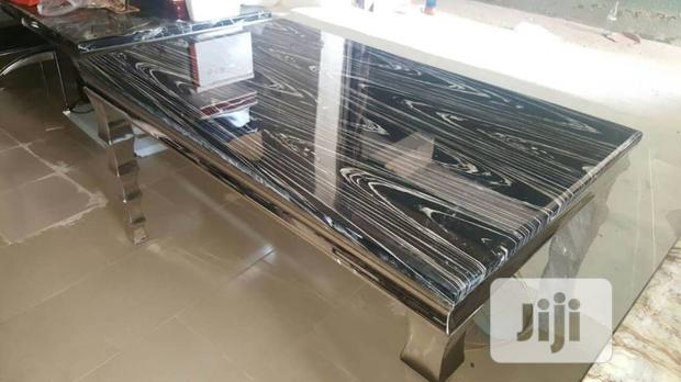 Imported Marble Center Table