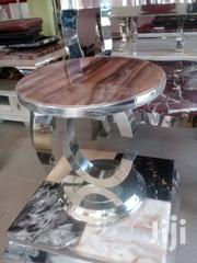 Marble Side Stool | Furniture for sale in Lagos State, Ojo