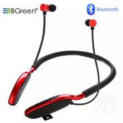 Bluetooth Sports Headphone Sport Headset Support MP3 TF Card Playback | Headphones for sale in Lagos State, Ojo