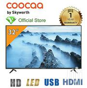 Coocaa 32 Inches LED HD With Stereo Audio TV | TV & DVD Equipment for sale in Lagos State, Badagry