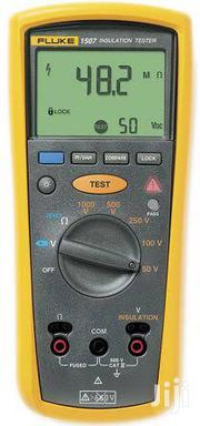Fluke 1507 Insulation Resistance Tester | Measuring & Layout Tools for sale in Lagos State, Lagos Island
