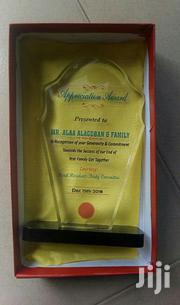 Presentable Award With Printing | Arts & Crafts for sale in Abuja (FCT) State, Gwagwalada
