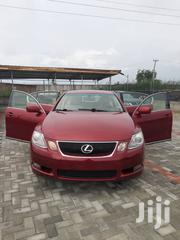 Lexus GS 2008 Red   Cars for sale in Lagos State, Ajah
