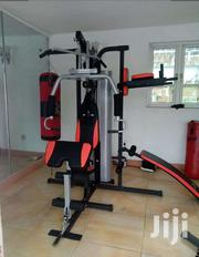 Luxurious American Fitness Commercial 3 Station Multi Gym Equipment | Sports Equipment for sale in Lagos State, Lekki Phase 1