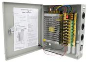 9 Way CCTV 12 10amp Power Supply Box | Security & Surveillance for sale in Lagos State, Ikeja