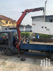 Hiab For Hire | Logistics Services for sale in Lagos State, Victoria Island